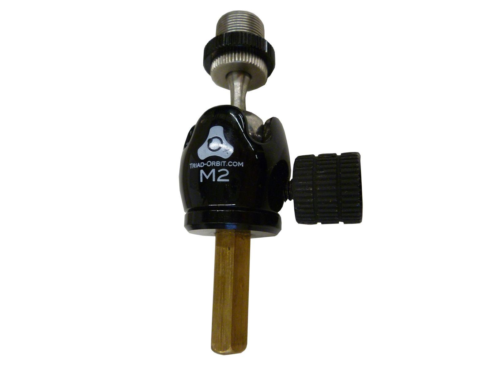 Triad-Orbit Micro M2 Orbital Mic Adapter