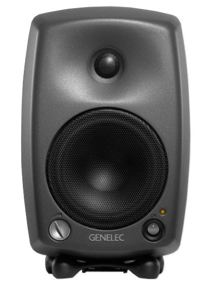 The Genelec 8130A Digital Nearfield Monitor is at Hollywood Sound Systems.