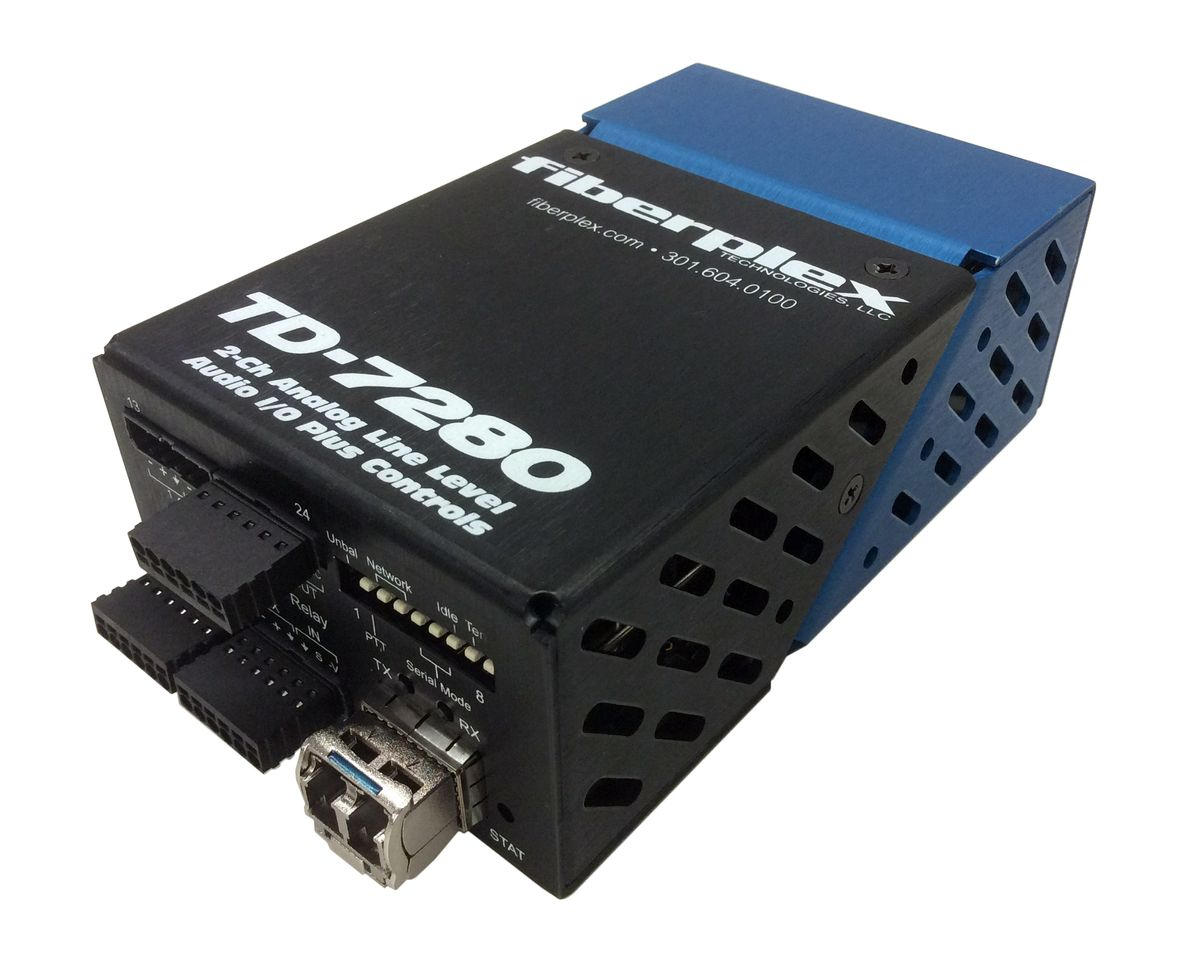 FiberPlex Technologies TD-7280 at Hollywood Sound Systems