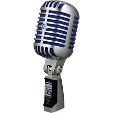 Shure Super 55 Vocal Microphone at Hollywood Sound Systems