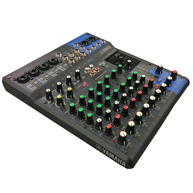 Yamaha MG10XU Mixers available at Hollywood Sound Systems
