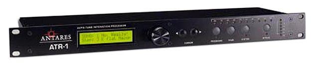 Antares ATR-1 Auto-Tune Vocal Processor at Hollywood Sound Systems