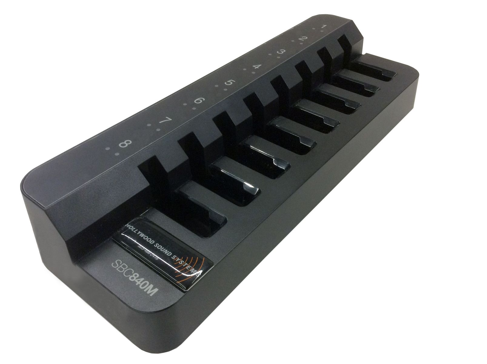 Shure SBC840M Networked Battery Charger at Hollywood Sound Systems