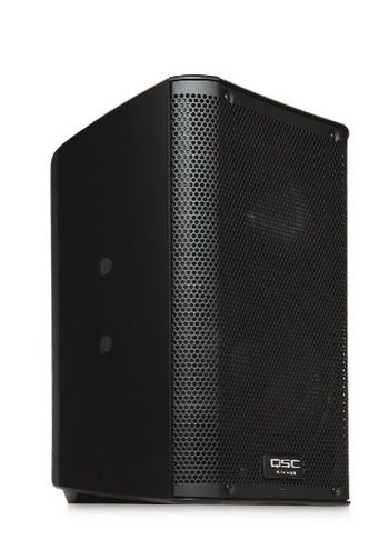 The QSC K8 Active Loudspeaker is at Hollywood Sound Systems.