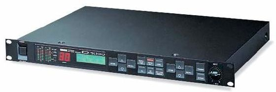 The Yamaha D1030 Digital Delay Line is available at Hollywood Sound Systems.