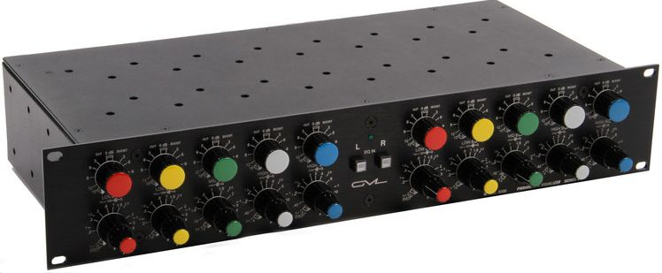 The GML 8200 Dual Channel 5-Band Parametric Equalizer is at Hollywood Sound Systems