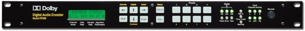 DOLBY DP569 Multichannel Audio Encoder is at Hollywood Sound Systems.