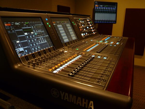 Yamaha Rivage PM10 at Hollywood Sound Systems