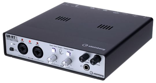 Steinberg UR-RT2 USB Audio Interface at Hollywood Sound Systems