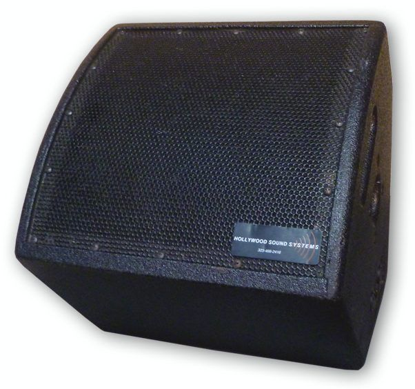 The Jenkins X8 Monitor Speaker is at Hollywood Sound Systems.