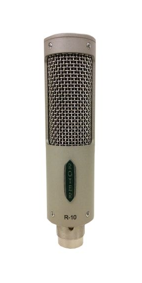 ROYER R-10 Compact Passive Ribbon Microphone at Hollywood Sound Systems