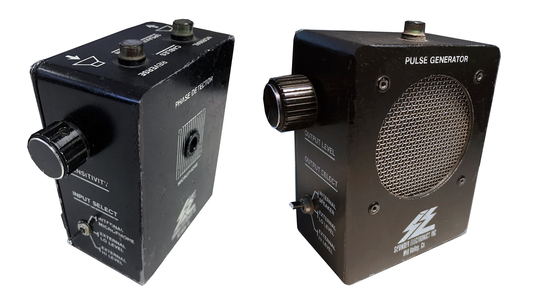 Sounder Electronics Model 500 Phase Check System at Hollywood Sound Systems