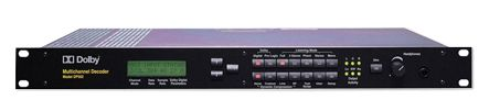 DOLBY DP562 Multichannel Pro Logic Digital Decoder is available at Hollywood Sound Systems.