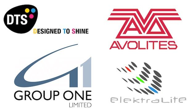 ElektraLite and Avolites Lighting Products are at Hollywood Sound Systems.