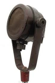 Western Electric 618A Moving Coil Microphone at Hollywood Sound Systems