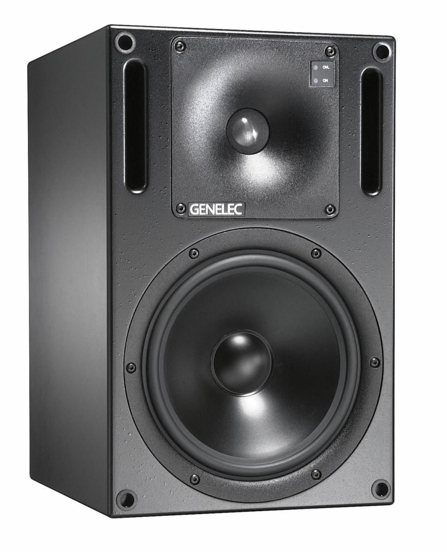 The Genelec 1031A Studio Monitor is at Hollywood Sound Systems.