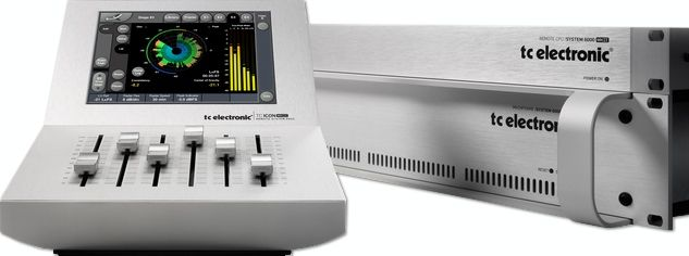 The TC Electronics M6000 System is available through Hollywood Sound Systems.