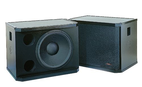 Apogee AE-SB Compact Subwoofer System is at Hollywood Sound Systems.