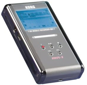 Korg  MR-1 High Resolution DSD Master Recorder at Hollywood Sound Systems
