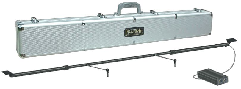 The Earthworks PM40 PianoMic System is available at Hollywood Sound Systems.