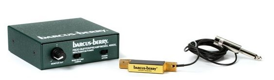 The Barcus Berry Pro 4000+ Planar Wave System is available at Hollywood Sound Systems.