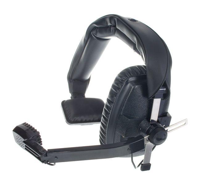 Beyer DT-108 Single-Ear Headphone with Dynamic Microphone