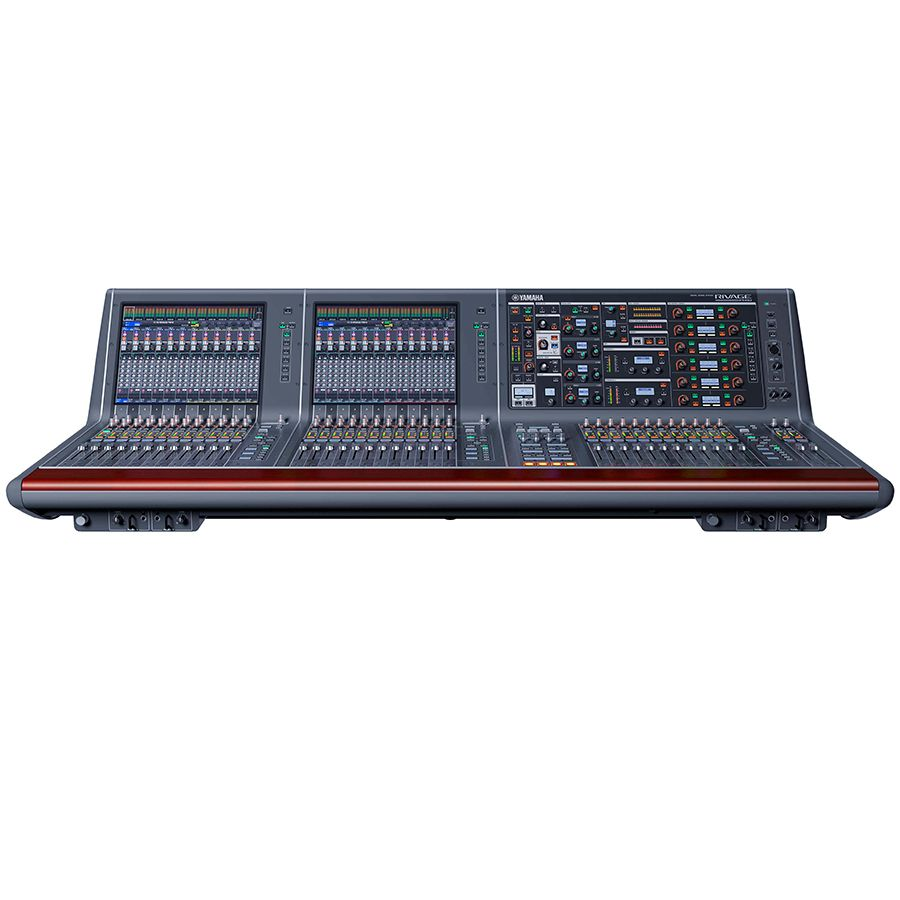 The Rivage PM10 Digital Mixing System is available through Hollywood Sound Systems