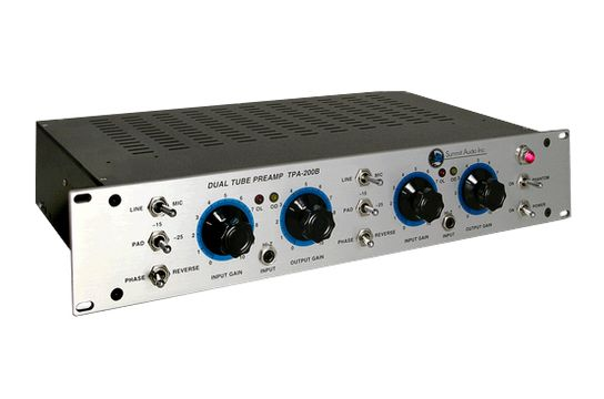 The SUMMIT AUDIO TPA-200B Dual Tube Preamplifier is at Hollywood Sound Systems.