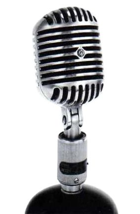 Shure 556 Unidyne Microphone at Hollywood Sound Systems