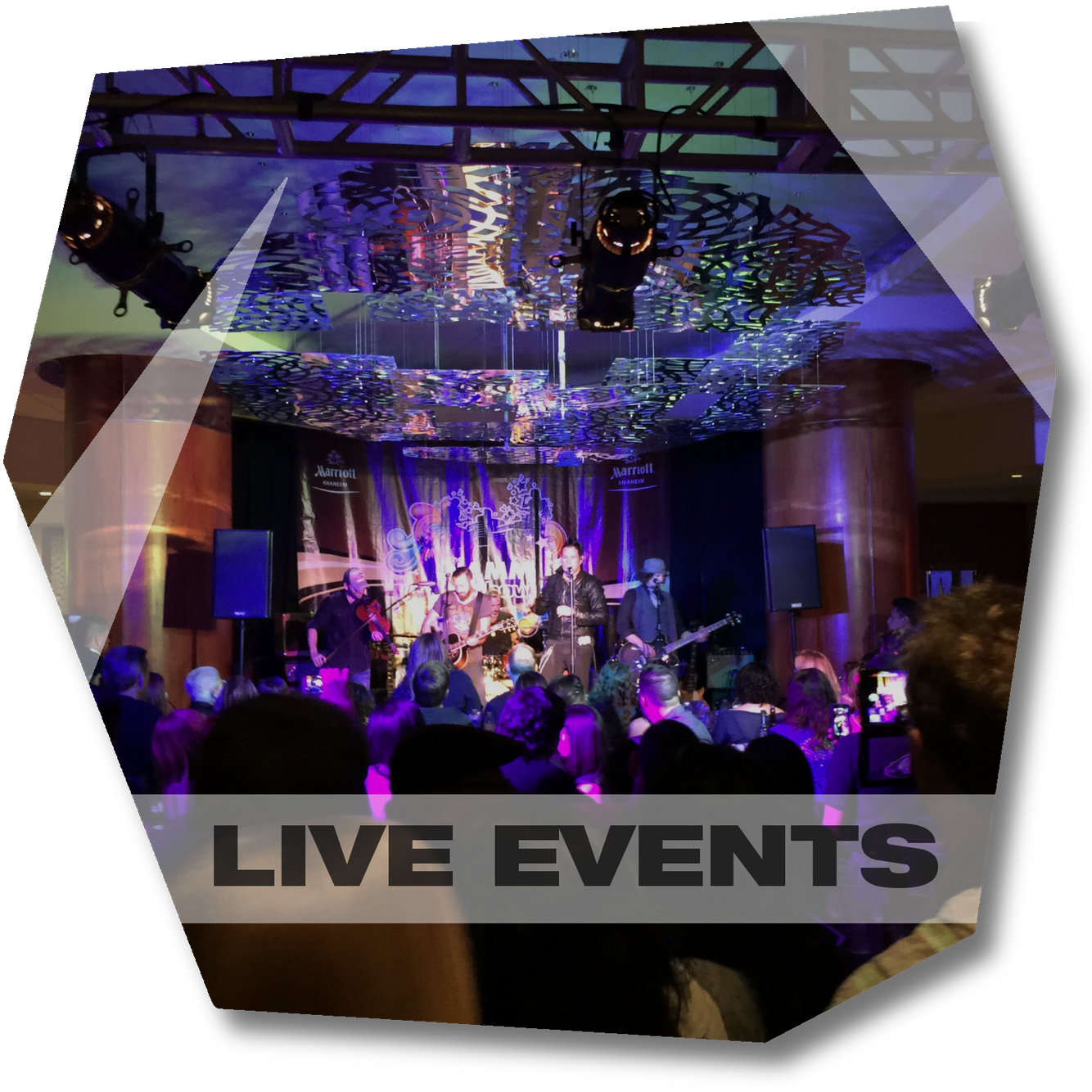 Hollywood Sound Systems Live Events