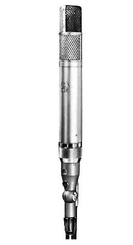 The AKG C24 Stereo Vacuum Tube Studio Microphone is available at Hollywood Sound Systems.