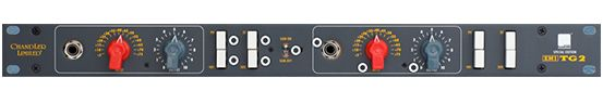The CHANDLER TG2 Mic Preamp is available at Hollywood Sound Systems.