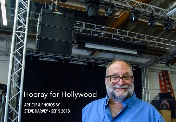 Hollywood Sound Systems and Bose ShowMatch