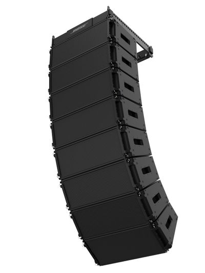 Bose Professional  ShowMatch array is available Hollywood Sound Systems
