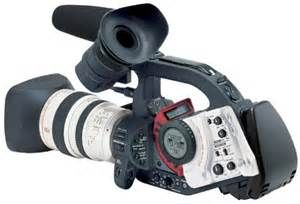 The Canon XL1S Mini DV Camcorder is at Hollywood Sound Systems.
