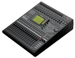 The Yamaha 01V96 Digital Mixer at Hollywood Sound Systems