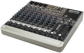Mackie 1202-VLZ Pro Compact Mixer