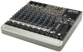 Mackie 1202VLZ Pro Compact Mixer at Hollywood Sound Systems.
