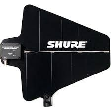 The Shure UA870 UHF Active Directional Antenna is at Hollywood Sound Systems.