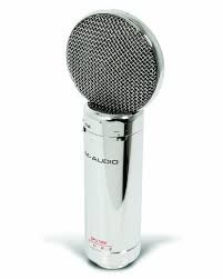 The M-Audio Sputnik Vacuum Tube Condenser Microphone is at Hollywood Sound Systems.