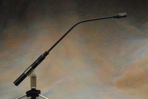 AKG C-451EB  on VR-1  CK-1 cardioid condenser microphone.JPG