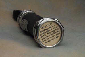 WESTERN ELECTRIC capsule  flashlight body  (EBAY hoax & curiosity).JPG