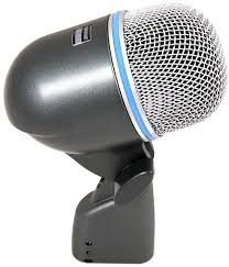 Shure Beta 52A Supercardioid Dynamic Microphone at Hollywood Sound Systems