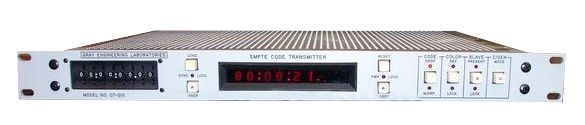 Gray Engineering Laboratories DTR-213 Time Code Generator/Reader is at Hollywood Sound Systems.