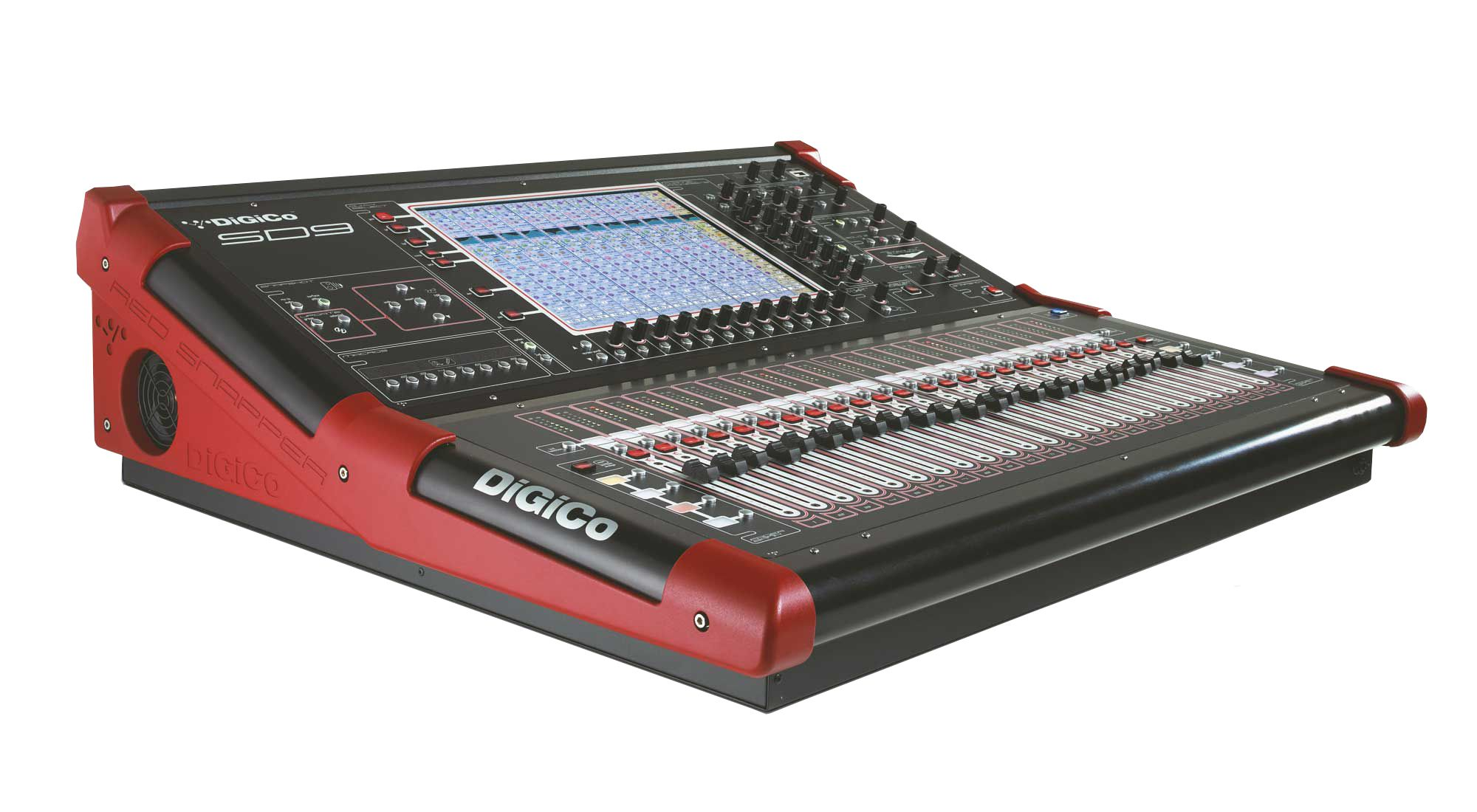 Digico SD9 Digital Mixing Console at Hollywood Sound Systems