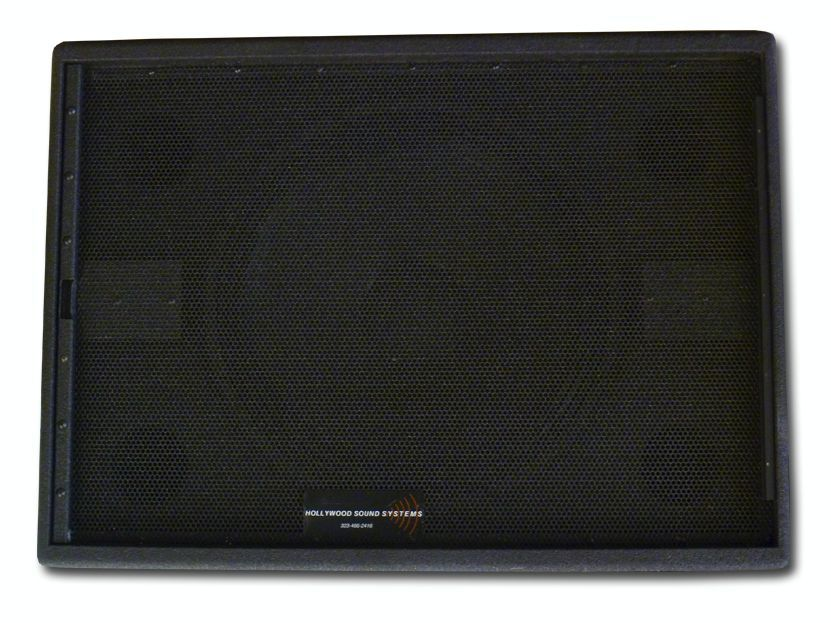 """The Jenkins NS-1812 single 18"""" studio subwoofer is at Hollywood Sound Systems."""