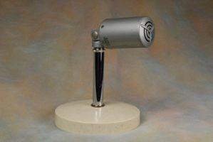 ALTEC 660 omni-directional microphone.JPG