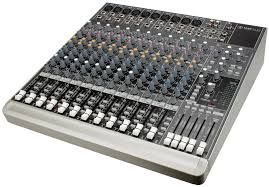 The Mackie 1604 VLZPRO Compact Mixer at Hollywood Sound Systems