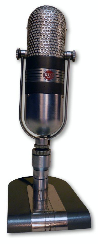 RCA 77-DX Poly-Directional Ribbon Microphone at Hollywood Sound Systems