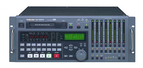 TASCAM DA-98HR Digital Recorder is at Hollywood Sound Systems.
